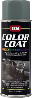 SEM Color Coat spray Silver