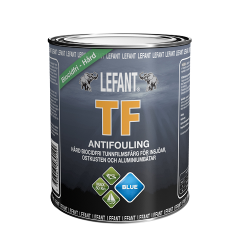 LEFANT TF Antifoulingmaali sininen 750ml