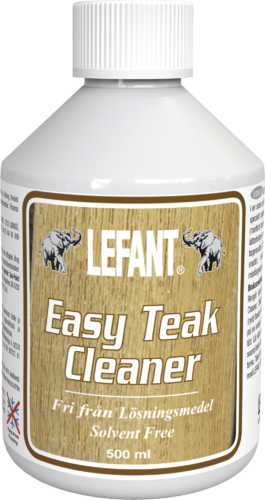 LEFANT Teak Cleaner